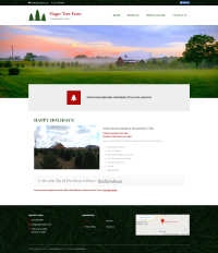 hagertreefarm.com screenshot